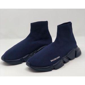 Balenciaga speed sneakers navy